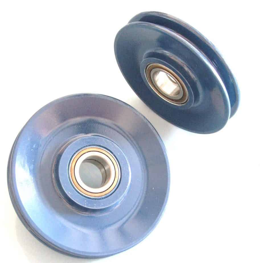 stainless steel custom sheaves